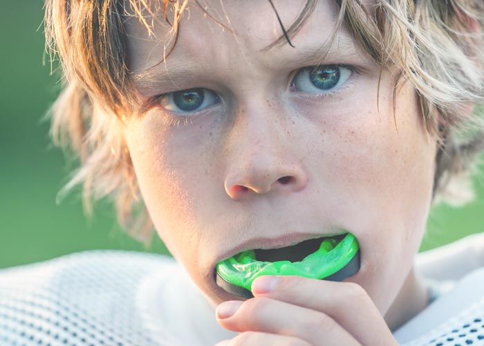 Sports Mouthguards Dentist Plymouth, MI